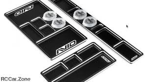 new rc car releasesAvid RC Releases Three New Aluminium Parts Trays  RCCARZONE