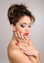 florida makeup artist middot wedding orlando makeup ky gomez prettyeyes ky makeup artist makeup lipstick latina red nails smokey eye messy bun