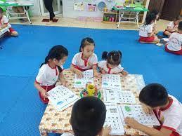 Tiết dạy Phát triển ngôn ngữ: Làm quen với chữ cái v,r ...