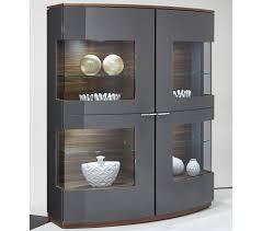 glass cabinet furniture. Avantgarde Plus Modern Display Cabinet In Walnut \u0026 Choice Of High Gloss Glass Furniture G