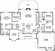 craftsman floor plans lovely layout home plans floor plan examples
