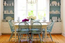 windsor dining room chairs best of white table aqua chairs a happy kitchen of 15