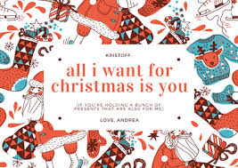 christmas postcard maker free online card maker create custom designs online canva