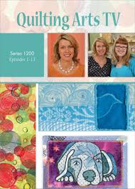 Quilting Arts TV Series 1200 DVD &  Adamdwight.com