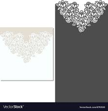 Invitation Envelope Template Laser Cut Envelope Template For Invitation Wedding