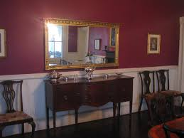 red dining room colors. Full Size Of Dining Room:dining Room Paint Ideas With Chair Rail Endearing Red Colors