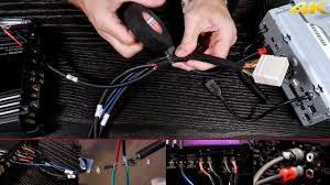 wiring a 2 or 4 channel amp to your stock speaker harness out wiring a 2 or 4 channel amp to your stock speaker harness out cutting the factory wiring