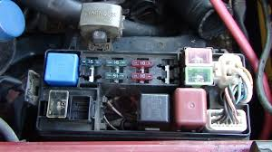 1994 toyota p u 3 0 is idling rough and has a miss yotatech forums the gray box next to the fuse panel above is the obd1 plugin