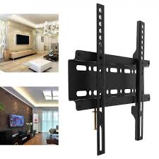 tv wall mount for sale.  Wall Sale Universal Tv Wall Mount Bracket Fixed Flat Panel Frame For 12 37  Inch Lcd Led Monitor Electronics Visual Audio From Lentil  Throughout V