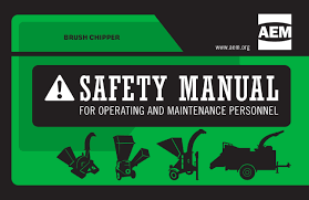 Safety Manual AEM Releases New Safety Guidelines For Brush Chippers 10