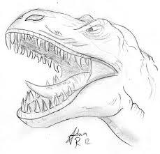 Coloriages De Dinosaures Allosaure Allosaure Diplodocus Imprimer