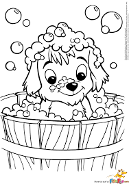 2168x3101 imagination puppies coloring pages dog love ok pictures page of a