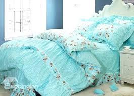 neon comforter mint green bedding sets new arrival cotton cartoon embroidery mint 4 piece kids bedding neon comforter