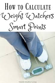 how to calculate weight watchers smart points jpg