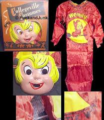 casper and wendy costume. casper and wendy costume