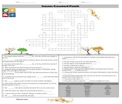 Day Light Crossword Seasons Crossword Puzzle Crossword Puzzle Solstice Equinox