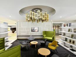 Yellow Office Sustainable Office Fit Out Dubai Using Technology To Go Green
