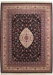 12 x 16 vintage persian design rug 9899