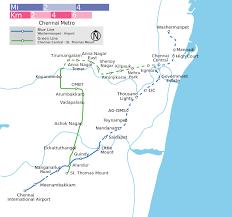 Chennai Metro Fare Chart Chennai Metro Rail Map Lines Route Hours Tickets