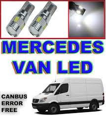 Mercedes Sprinter Side Light Bulb 2 X Led Side Light Bulbs Van Sprinter Vito Citan Canbus