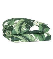 palm duvet cover lanai palm duvet cover palm print duvet cover uk