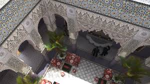 Traditional Islamic House Design Islamic Architecture And Islamic Decoration In Modern Design