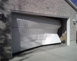 broken garage doorGarage Door Repair