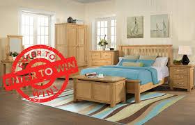 cheshire light oak bedroom furniture