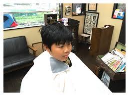 イナズマ 高島市キッズカット 山奥の散髪屋のブログ 滋賀県 高島