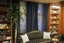 office curtains. The Mayor\u0027s Office Spent Nearly $18,000 In Faux Silk Curtains That Can Be Opened And Closed