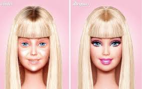 did you know that all boys look like barbie without makeup