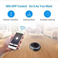 Online Shop 2019 Upgrade Powerful Robot Vacuum Cleaner ...