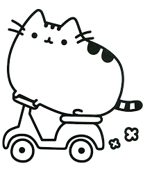 We offer some of the best new ones on this website. Pusheen Coloring Pages Best Coloring Pages For Kids