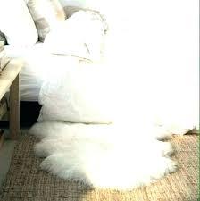ikea sheepskin rug faux fur rug white sheepskin rugs in ikea faux sheepskin rug review