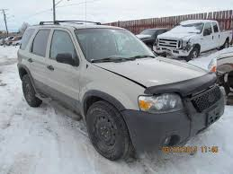 2005 FORD ESCAPE AC COMPRESSOR Used - Very Good #22093684 , 682 ...