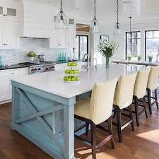 Small Picture Best 25 Blue kitchen island ideas on Pinterest Painted island