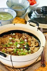 Ceramic cooking recipe asian