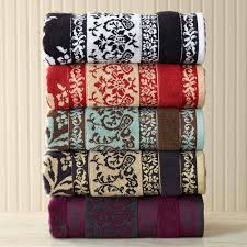 better homes and gardens bath towels. extremely better homes and garden towels gardens tulip scroll towel collection walmart com bath home designs