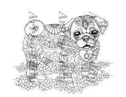 Kleurplaat Cute Hond Puppies Ausmalbilder Hund Mit Knochen Hunde