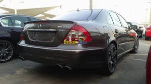 2007 Mercedes-Benz E63 AMG for Sale - Used Cars - Dubai - Classified