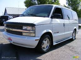 1998 Chevrolet Astro - Information and photos - ZombieDrive
