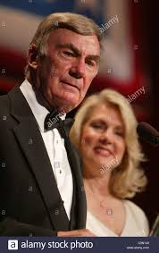 Sam Donaldson and wife Jan Smith 67th annual USO World Gala honoring Stock  Photo - Alamy