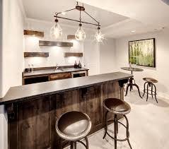 lighting for shelves. Kitchen Bar Lights \u2013 Amazing Basement Lighting Wood Suspended Shelves For P