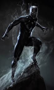 4k Wallpaper The Black Panther ...