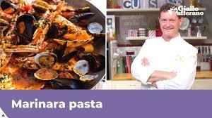 MARINARA PASTA (Pasta with seafood ...