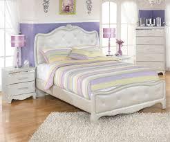 Zarollina B182 Full Size Upholstered Bed | Girl's bedroom sets ...
