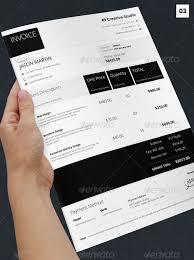 Modern Invoice 20 Beautifully Designed Indesign Invoice Templates Pixel Curse