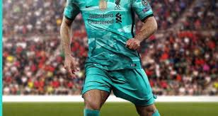 Click through the gallery above to see some more images of liverpool's new away playing strip! Mohamed Salah Photoshopped Onto Leaked Liverpool Nike 2020 21 Away Kit Anfield Watch