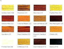 Minwax Oil Based Stain Color Chart Minwax Water Based Stain Home Depot Estateplanningtexas Info