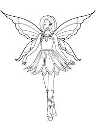 Fairy Colouring Page Nauhoituscom All About 10k Top Coloring Pages